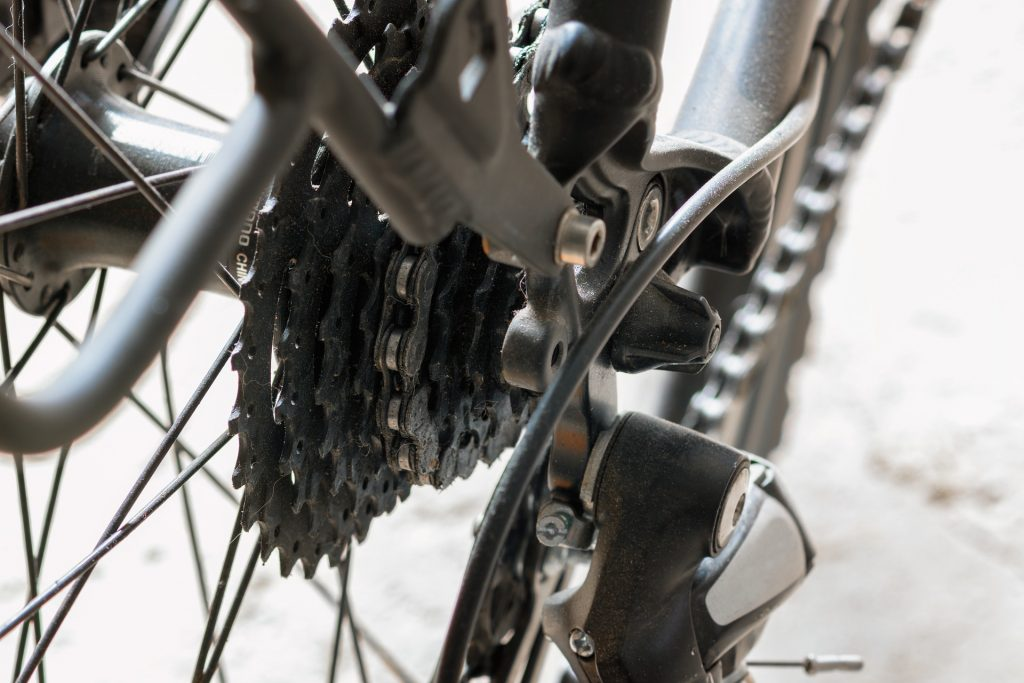 Mountain bike gears for entry-level products